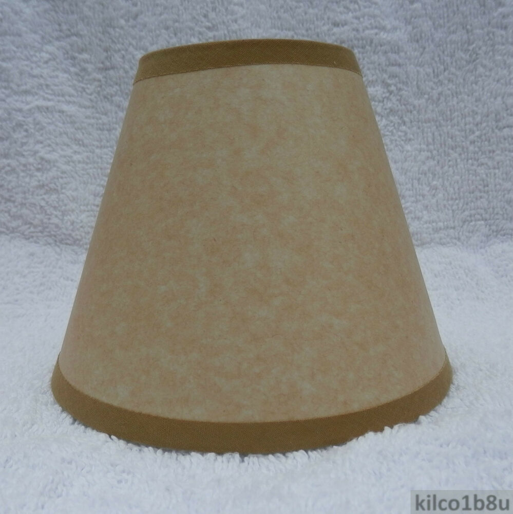 craft paper chandelier lamp shades brown traditional any