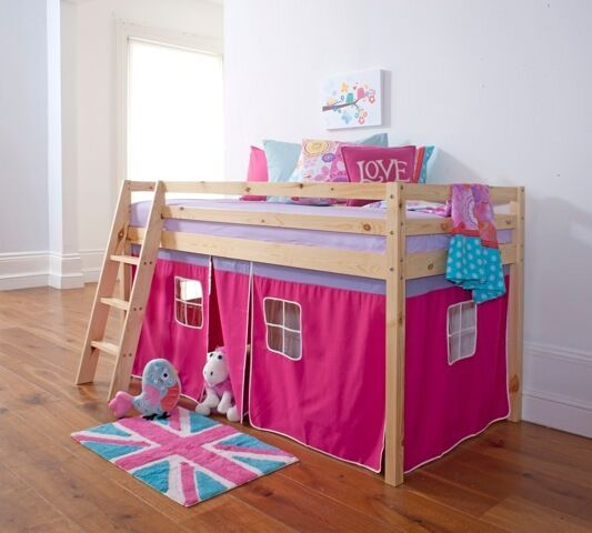 & Cabin Bed Tent TENT only Brighten up any Cabin or Bunk Bed | eBay