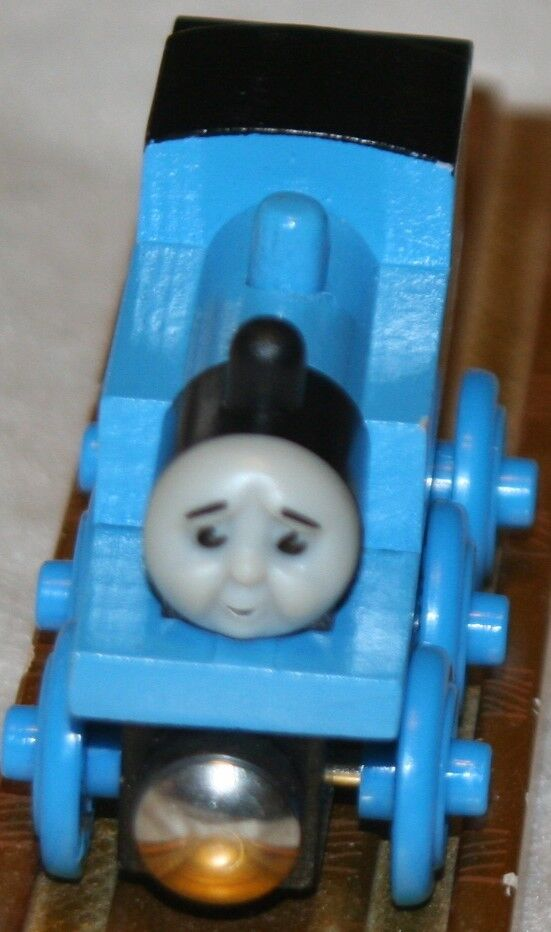 New 1999 Sad Thomas Train Fits All Wooden Track Retired