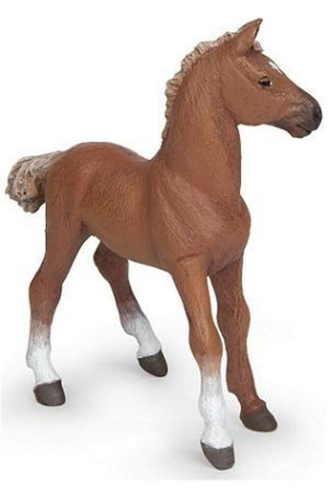 Schleich 42360 42360-Horse Club English Thoroughbred with ...  Thoroughbred Toys