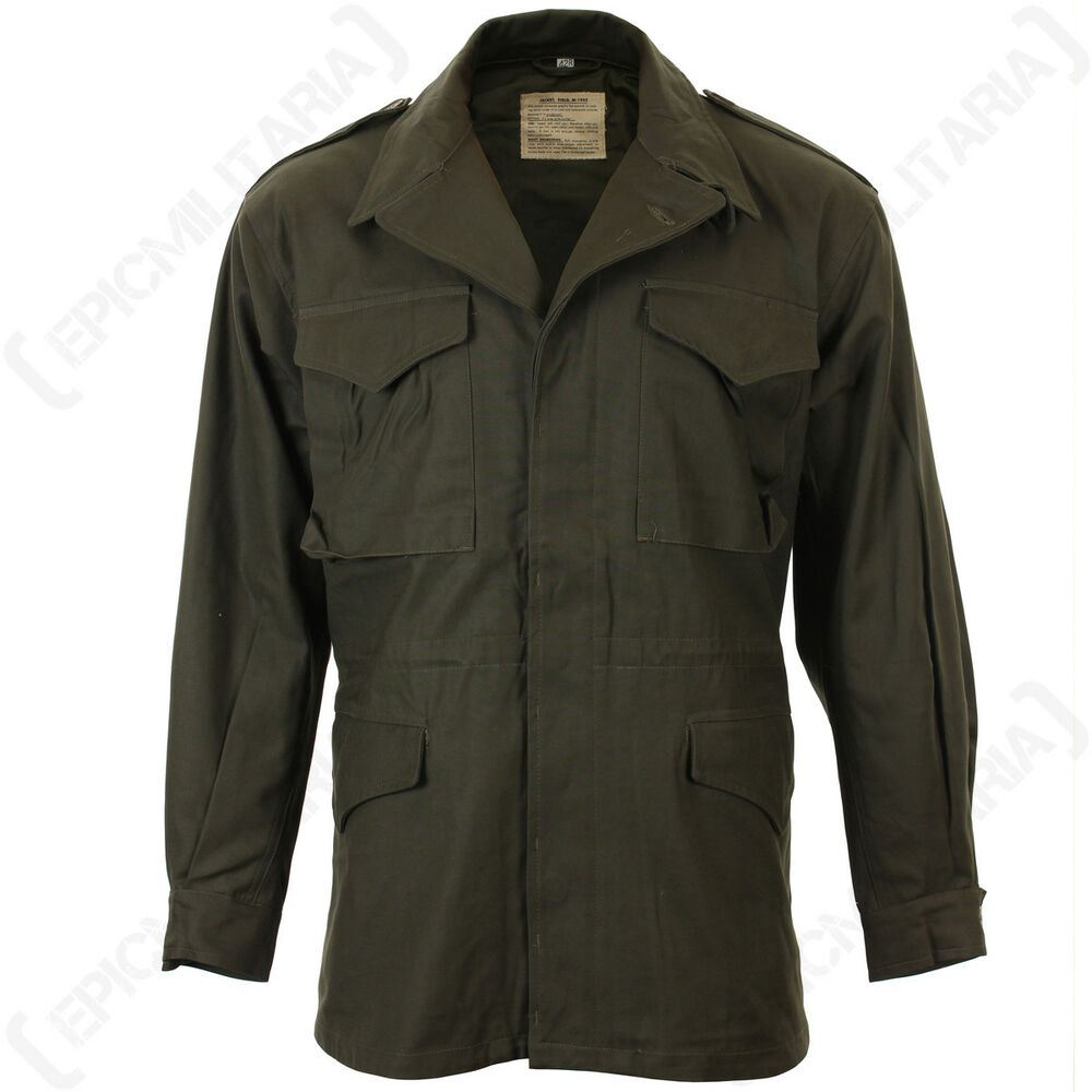 US American Army M43 JACKET