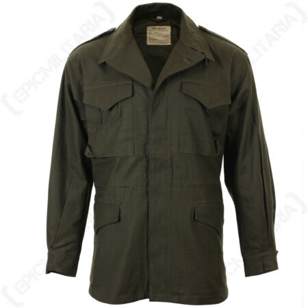 img-American M43 Jacket - WW2 US Army Military Repro Coat Tunic GI All Sizes
