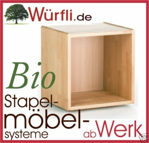 regalw rfel m belsystem w rfli regalsystem massiv holz fabrikverkauf ebay. Black Bedroom Furniture Sets. Home Design Ideas