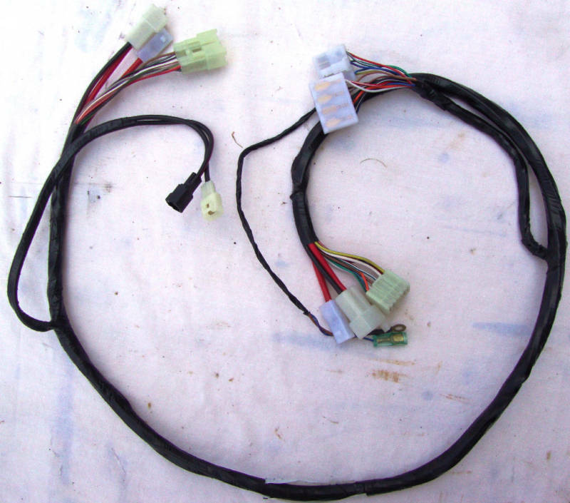 New Montana Farmtrac Tractor Front Wiring Harness 675