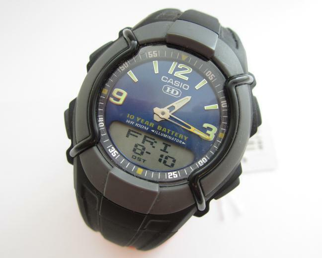 casio 2747 hdc 600 gents watch with manual ebay rh ebay com casio hd 2747 hdc-600 manual Casio 2747 Band Adjustment