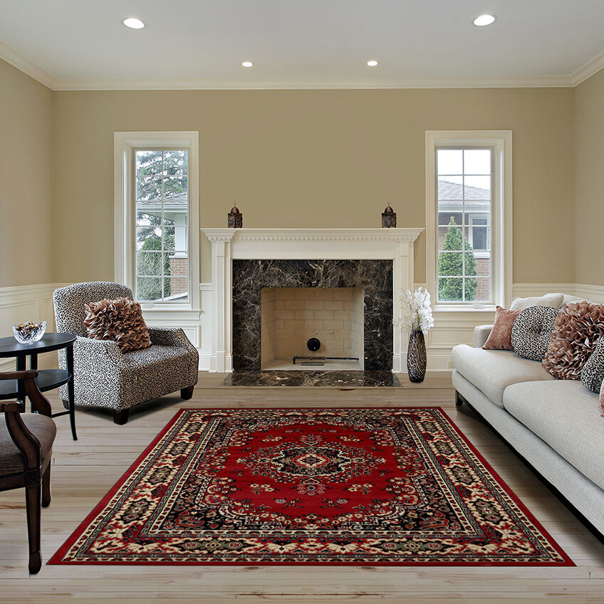 Living Room Persian Rug: Rugs Area Rugs Carpet Flooring Persian Area Rug Oriental