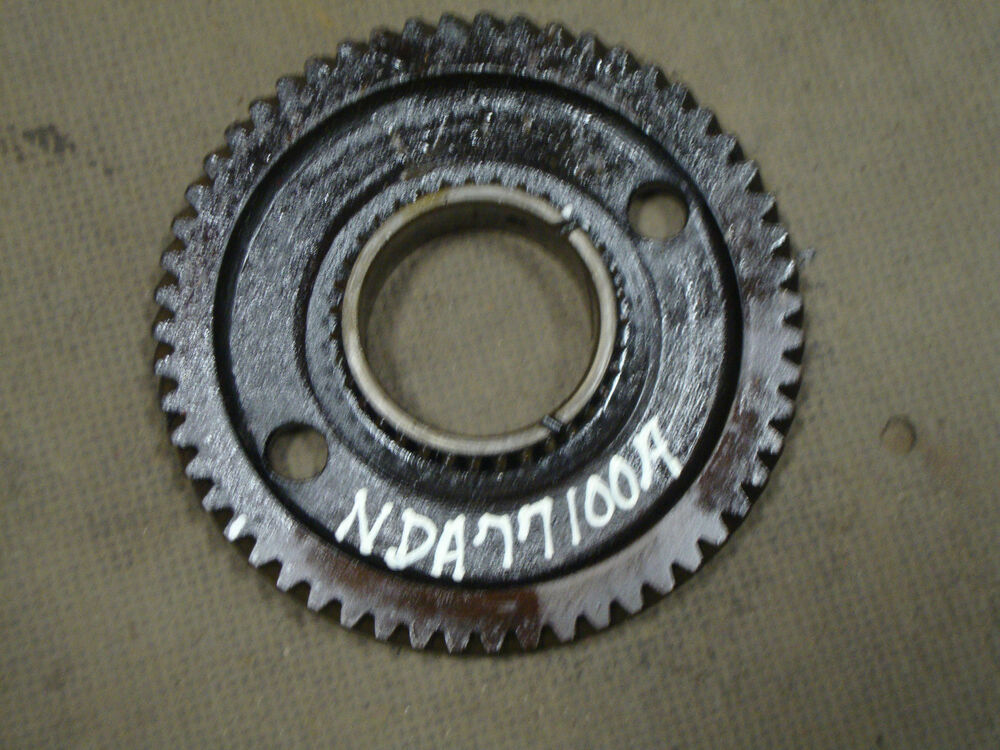 Old Tractor Transmission Gears : Ford tractor transmission center shaft gear