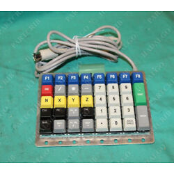 PREH 126091613000 Commander Keyboard with Cable 0001003361 keypad X6010027 NEW