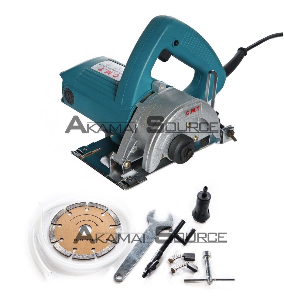 4 3 8 Quot Wet Dry Electric Marble Tile Cutter Saw Wholesale Cutting Power Tools Ebay