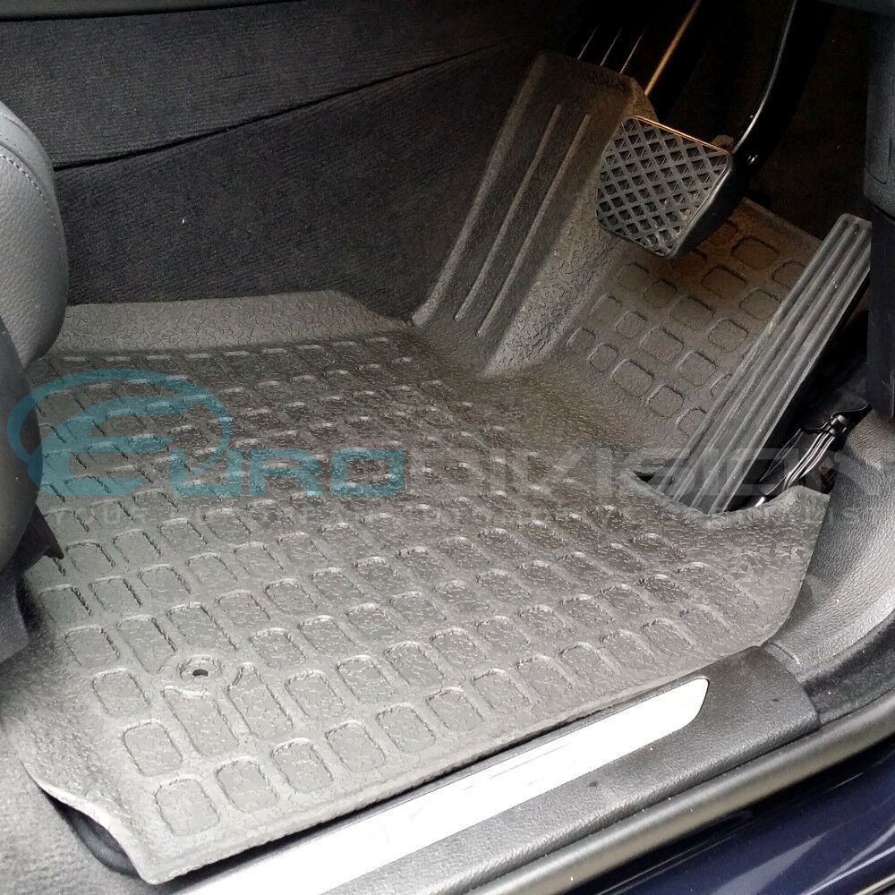 bmw x5 e70 rubber interior floor mats ebay. Black Bedroom Furniture Sets. Home Design Ideas