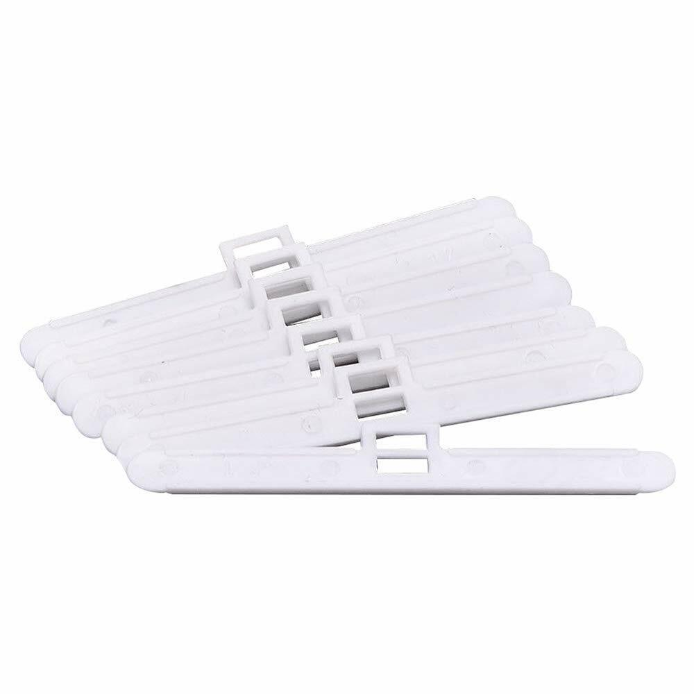 Vertical Blind Replacement Slat Hanger Clips Double Hole