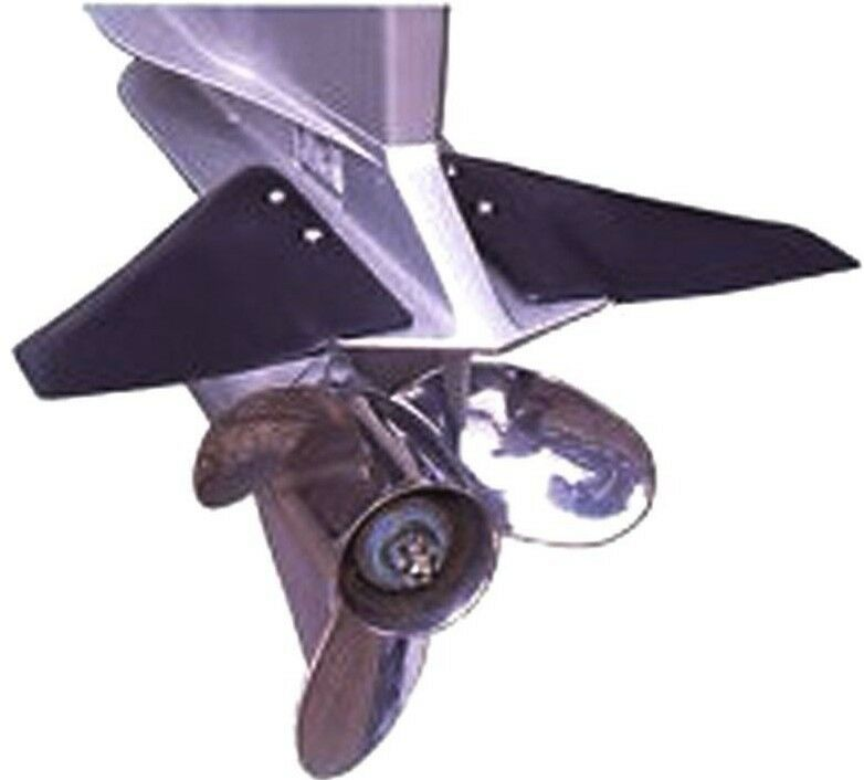 Outboard Engine Motor Hydrofoils Fins For 30 130hp All