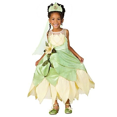 Disney Store Deluxe Princess And The Frog Tiana Wedding