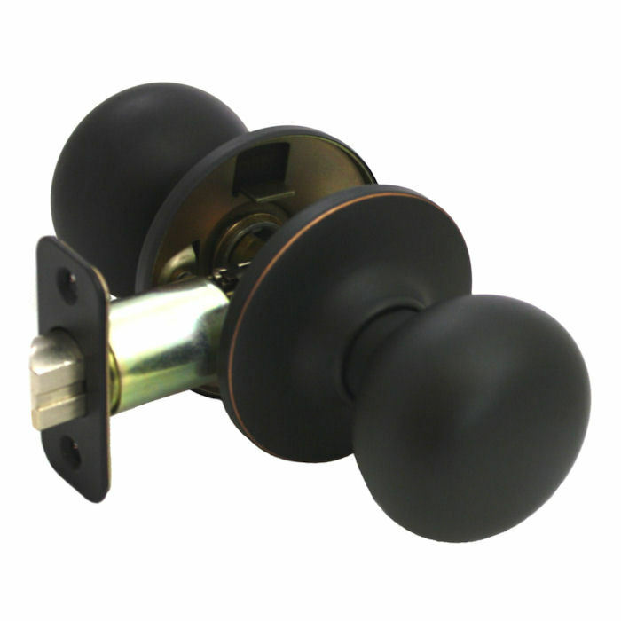 Designers Impressions Bedford Oil Rubbed Bronze Passage