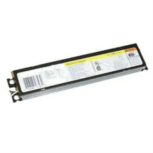 mc he 3 or 4 lamp electronic t8 fluorescent ballast for f32 ebay. Black Bedroom Furniture Sets. Home Design Ideas