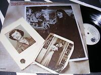 ROSALIE SORRELS What Ever Happened To the Girl That Was PARAMOUNT Records LP