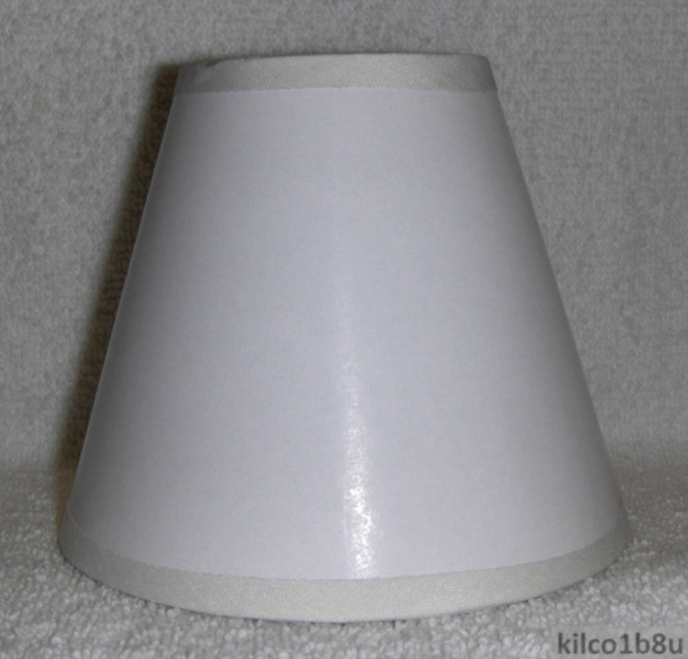 New White Paper Mini Chandelier Lamp Shade Any Room