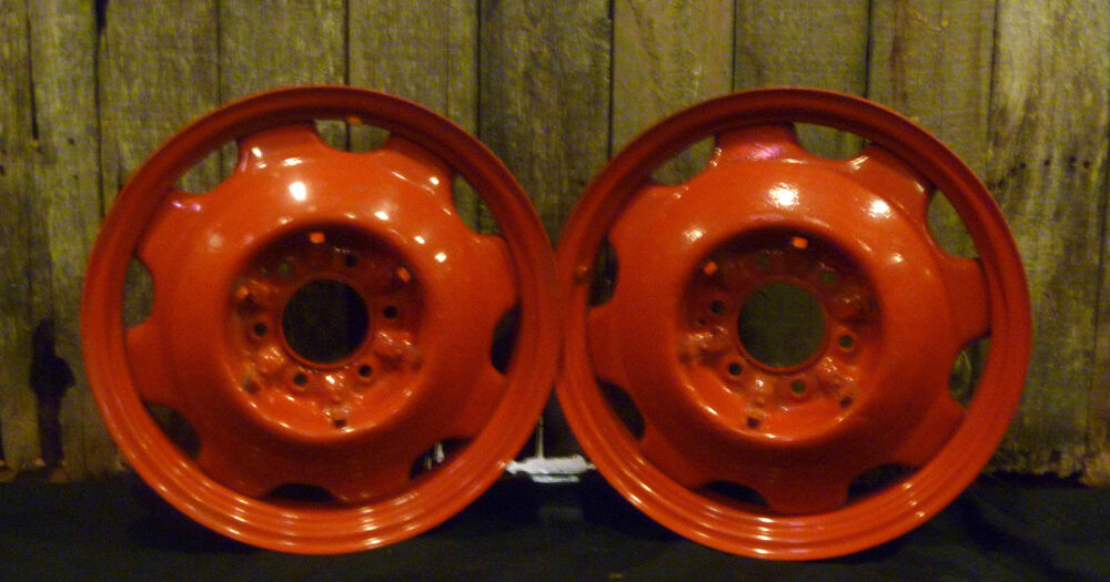 "Ebay Motors Fees >> 18"" DIVCO MILK TRUCK HIGH CLEARANCE ARTILLERY WHEELS FORD ..."