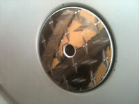 RENAULT CLIO CHECKER,CHEQUER PLATE PETROL CAP STICKER/OVERLAY-LOOKS AWESOME