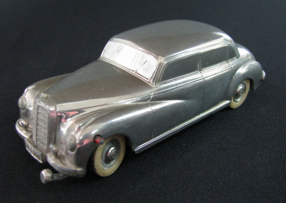 Vintage rare prameta chrome silver mercedes benz 300 mb300 for Buy mercedes benz in germany