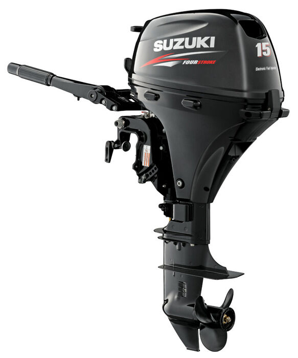 15hp efi suzuki 4 stroke outboard motor 20 long shaft
