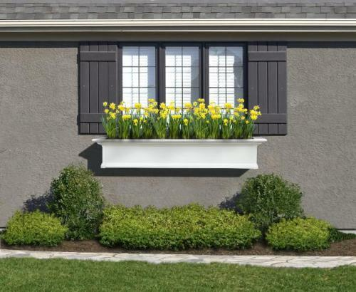 New Mayne Yorkshire Ii 60 Quot Window Box Outdoor Flower