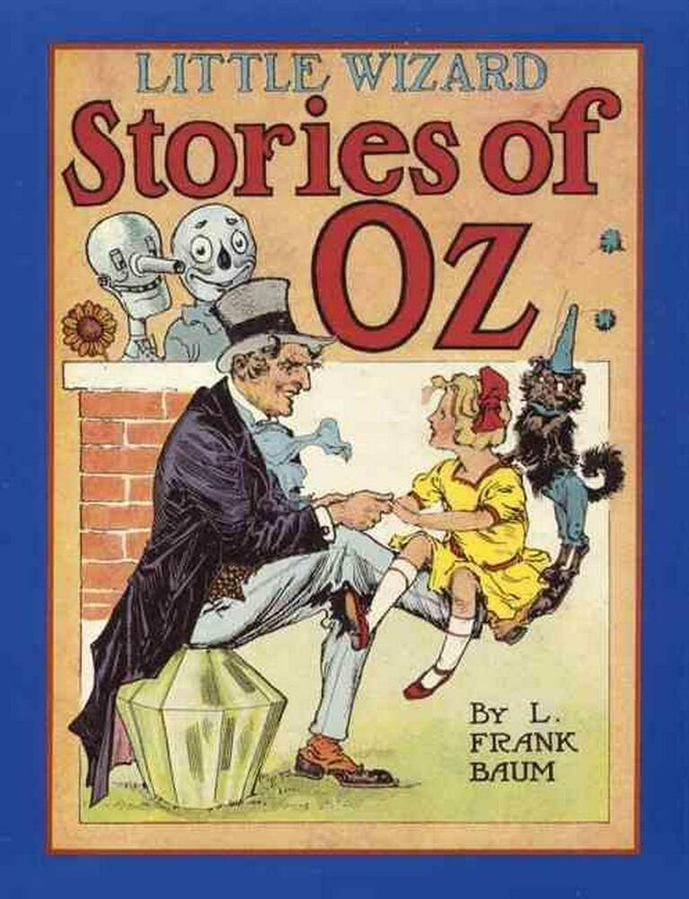 the wizard of oz book summary