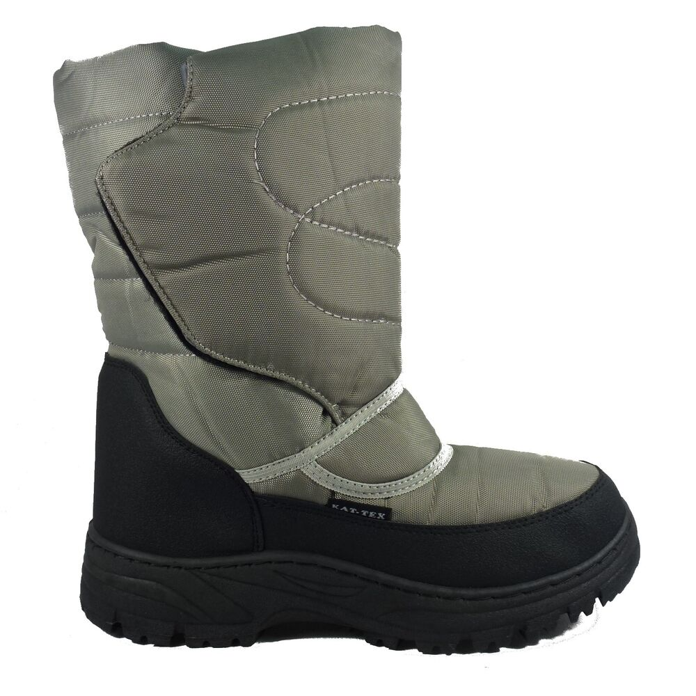 neu magnus herren jungen winterstiefel gr 40 46 schneestiefel schuhe ebay. Black Bedroom Furniture Sets. Home Design Ideas