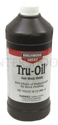 birchwood casey tru oil instructions