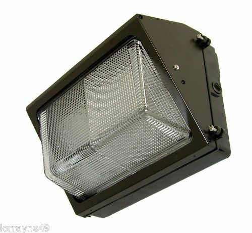 Led Wall Pack Green: 175W Metal Halide WALL PACK LAMP INCLUDED MT BALL 120/208