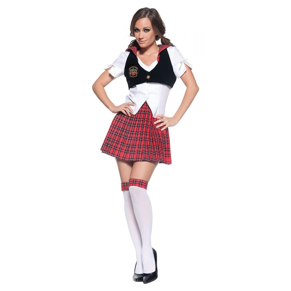Sign Sexy catholic school girl outfit