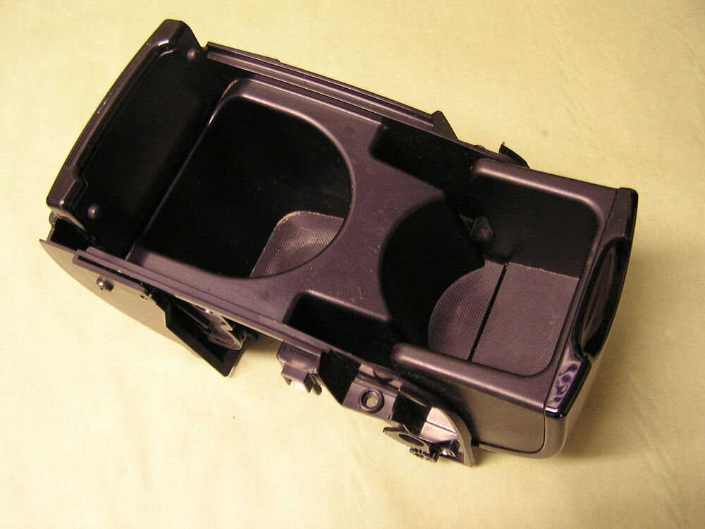 Used Toyota Prius For Sale >> TOYOTA PRIUS FRONT CONSOLE CUP HOLDER BLACK 2004-06 FREE ...