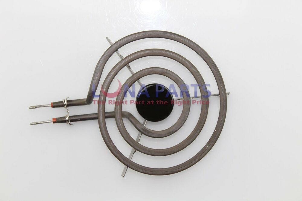Genuine W10345407 Range Cooktop Stove 6 Quot Surface Burner