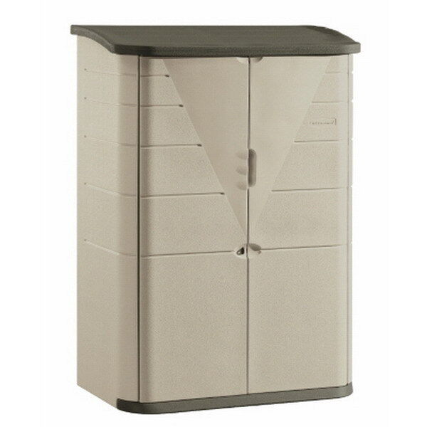 rubbermaid outdoor cabinet new rubbermaid big storage shed indoor outdoor cabinet 25713