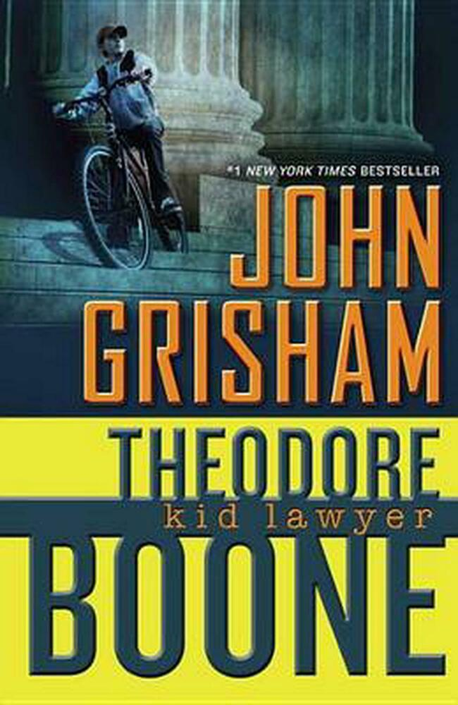 Theodore Boone: Kid Lawyer by John Grisham Hardcover Book ... Theodore Boone