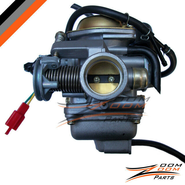 Moped Carburetor Parts : Mm sunl carburetor cc gy carb stroke chinese