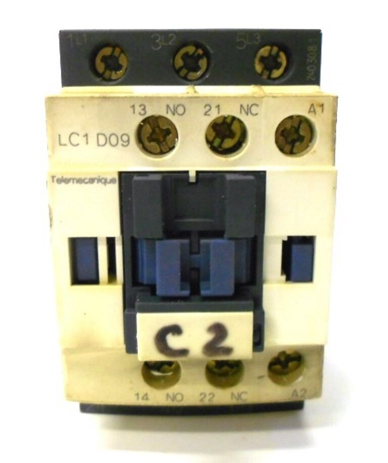 Telemecanique    Schneider Electric  Lc1