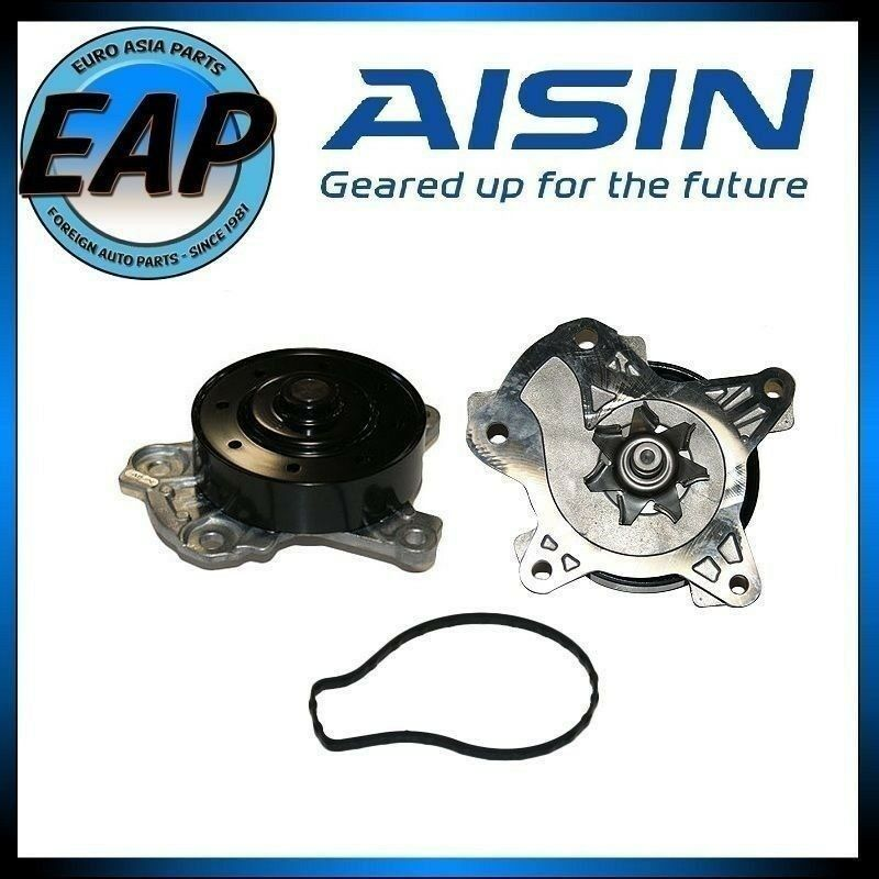 For Scion Xd Toyota Corolla Matrix 1 8l 4cyl Aisin Oem Water Pump W Gasket New Ebay