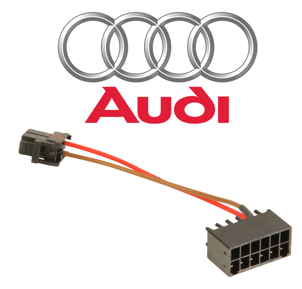 Audi S4 Audi A4 Quattro Headlight Wiring Harness Genuine 8e0 971 671