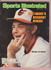 1979 Sports Illustrated EARL WEAVER Baltimore Orioles