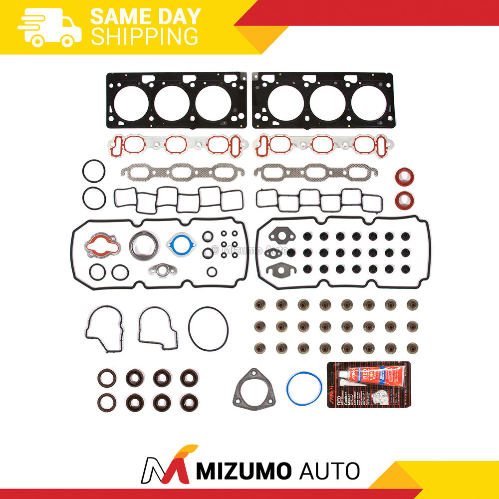 Head Gasket Set Fit 99-06 Chrysler 300 Pacifica Concorde