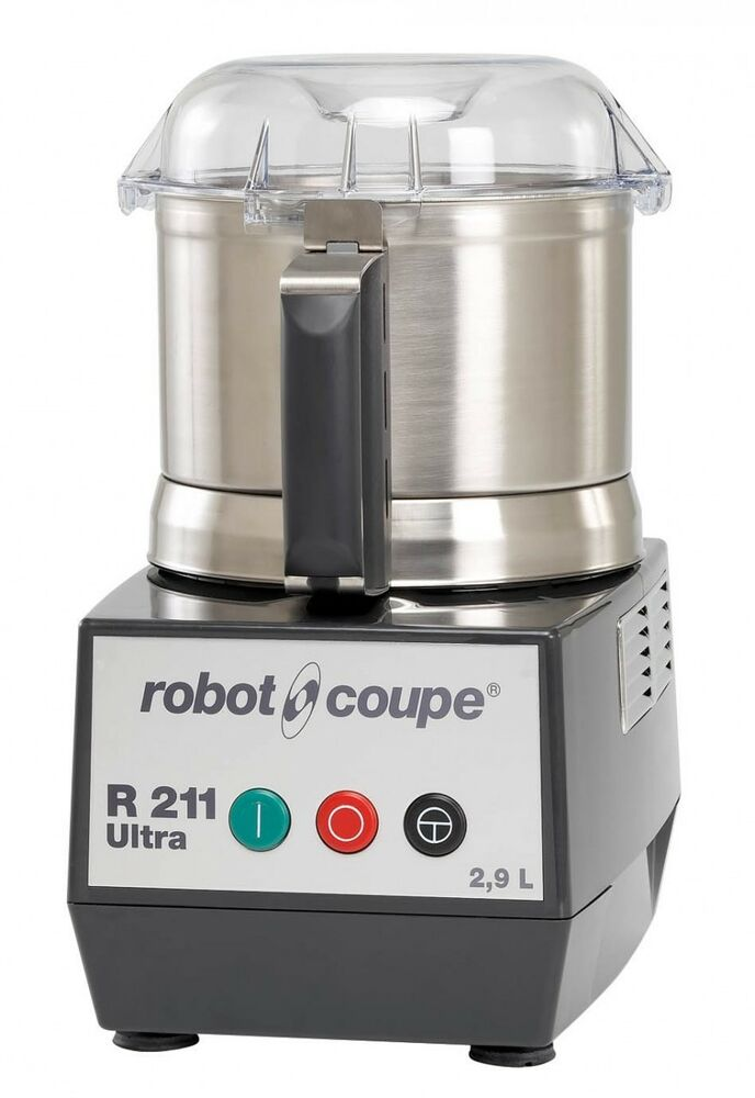 Robot coupe r211 ultra combined bowl cutter and vegetable preparation ebay - Robot soupe chauffant ...