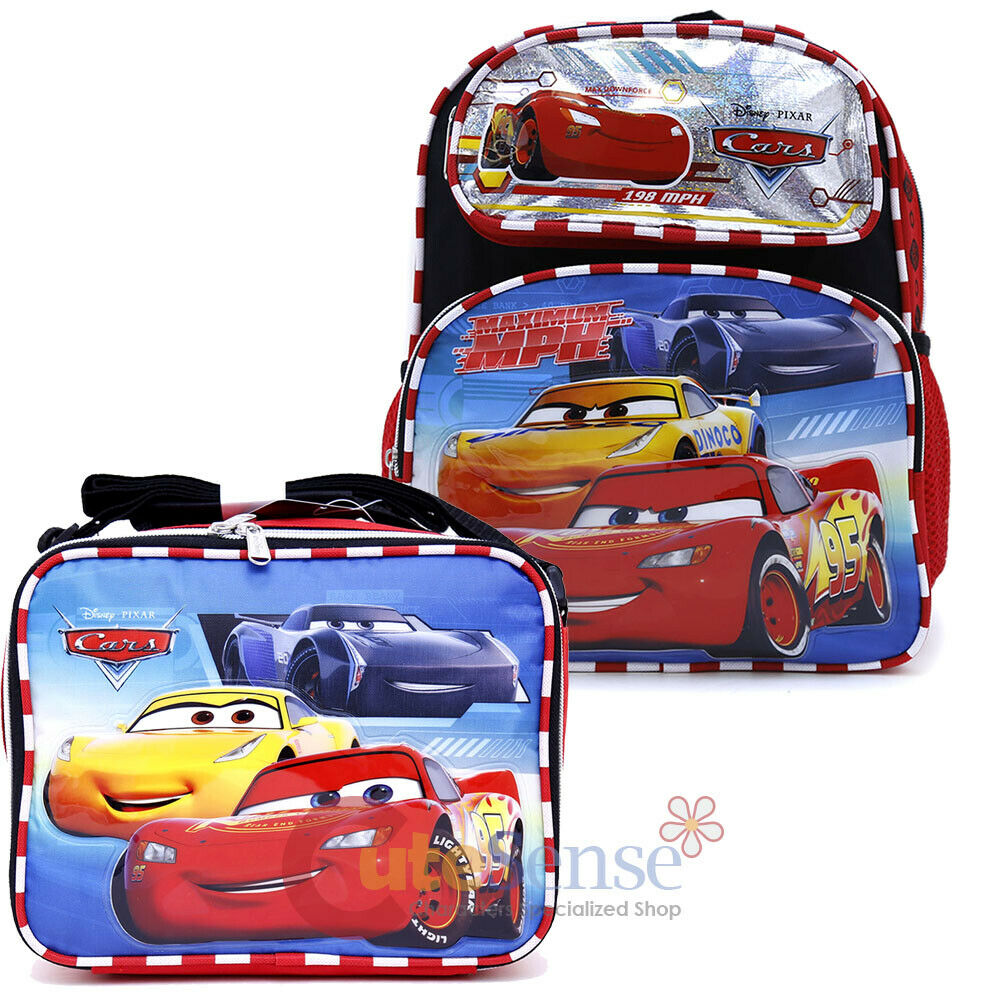 Disney Cars Mcqueen Car Plush Doll Backpack 14 Quot Plush Toy