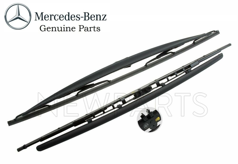 New mercedes genuine r170 ml320 ml350 ml430 wiper blade for Mercedes benz windshield wiper blades