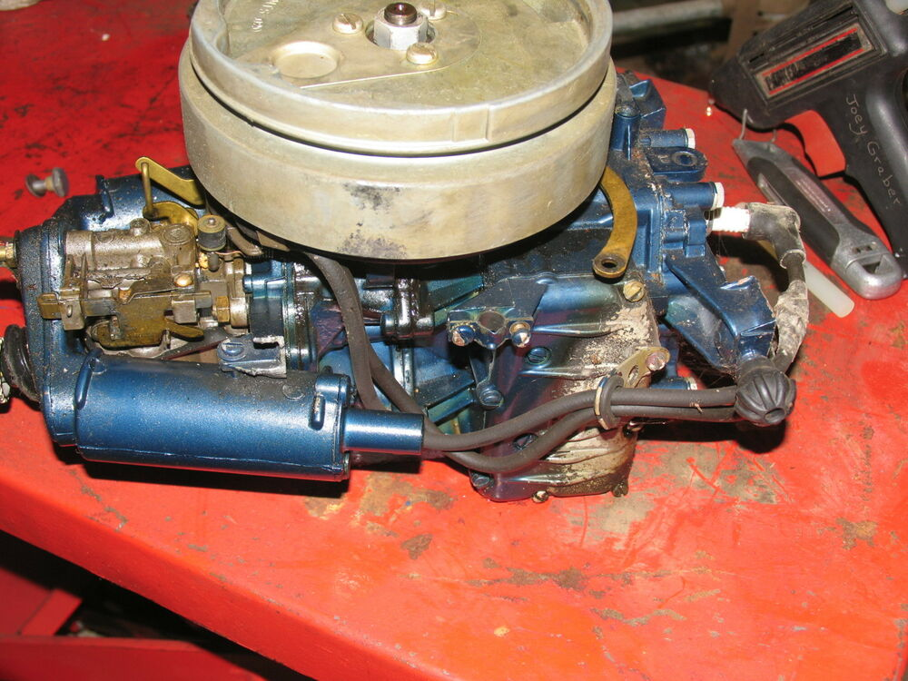 Evinrude 5 5 Hp Outboard Power Head Engine Motor Ebay