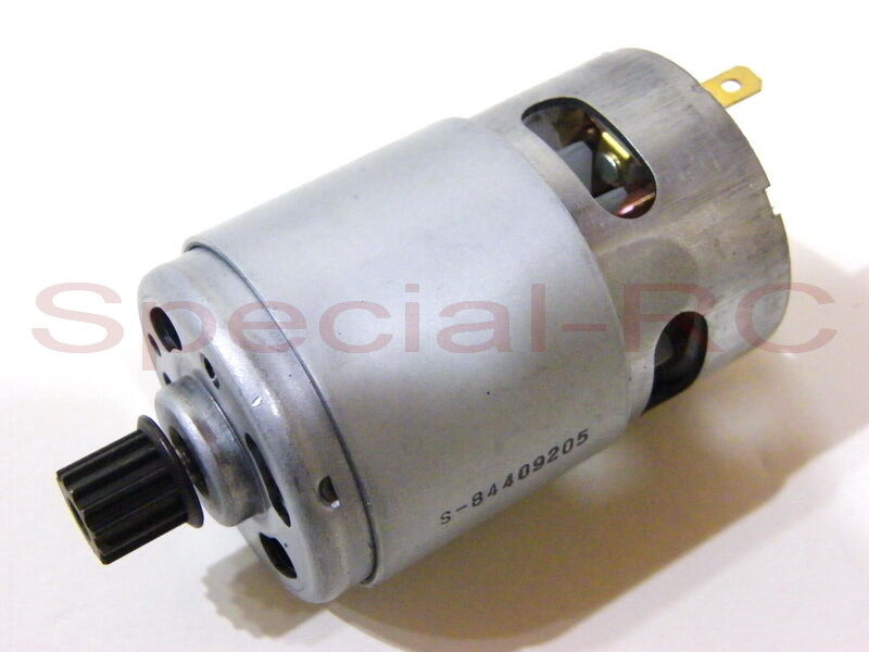 Q world 775 motor with belt pinion gear for starter box for Starter motor pinion gear