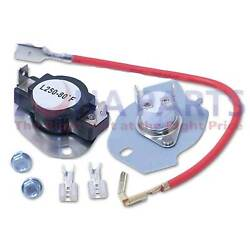 Kyпить Thermostat Thermal Fuse Kit Fits Whirlpool Kenmore 3390291 3977393 на еВаy.соm