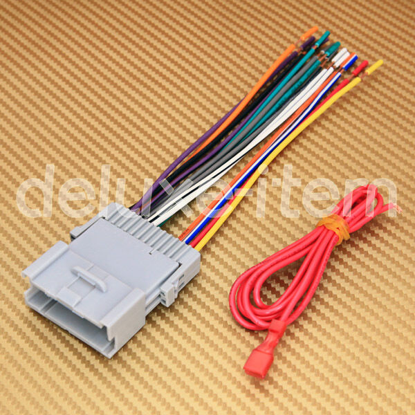new car radio factory wiring harness metra 70 2003 702003 gm 4004 new car radio factory wiring harness metra 70 2003 702003 gm 4004 gm4004 gm05b