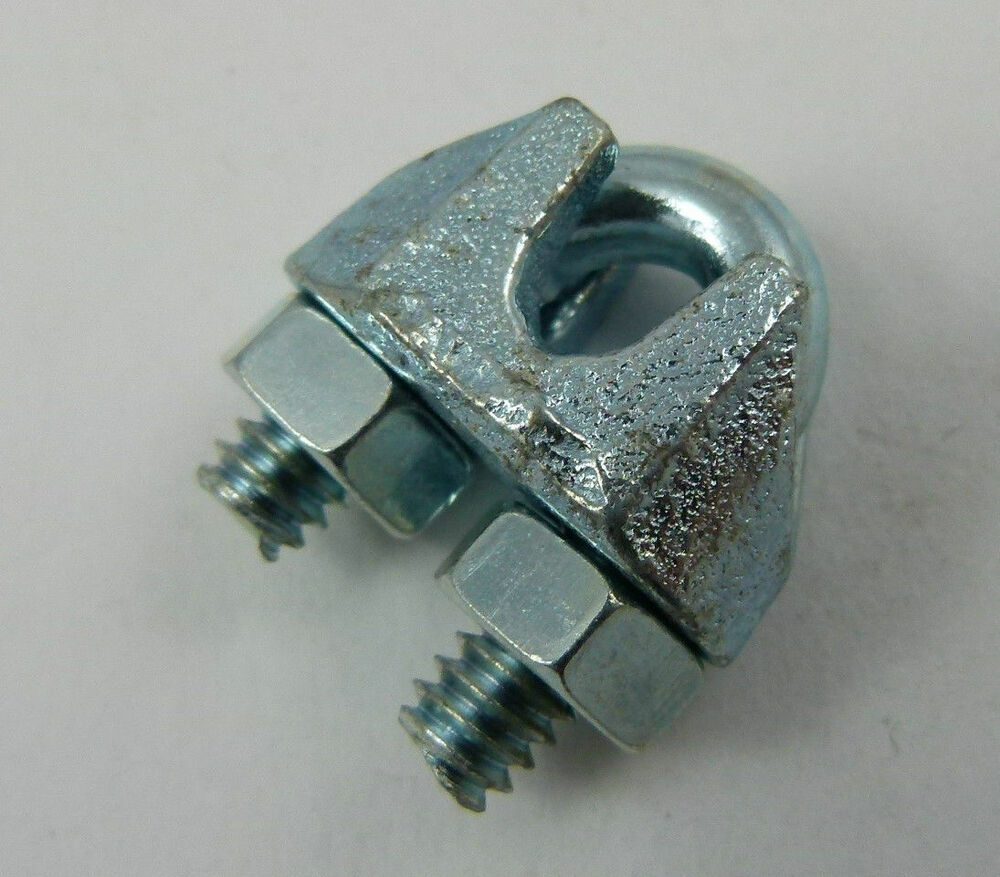 Guy wire clamp for securing catenary to