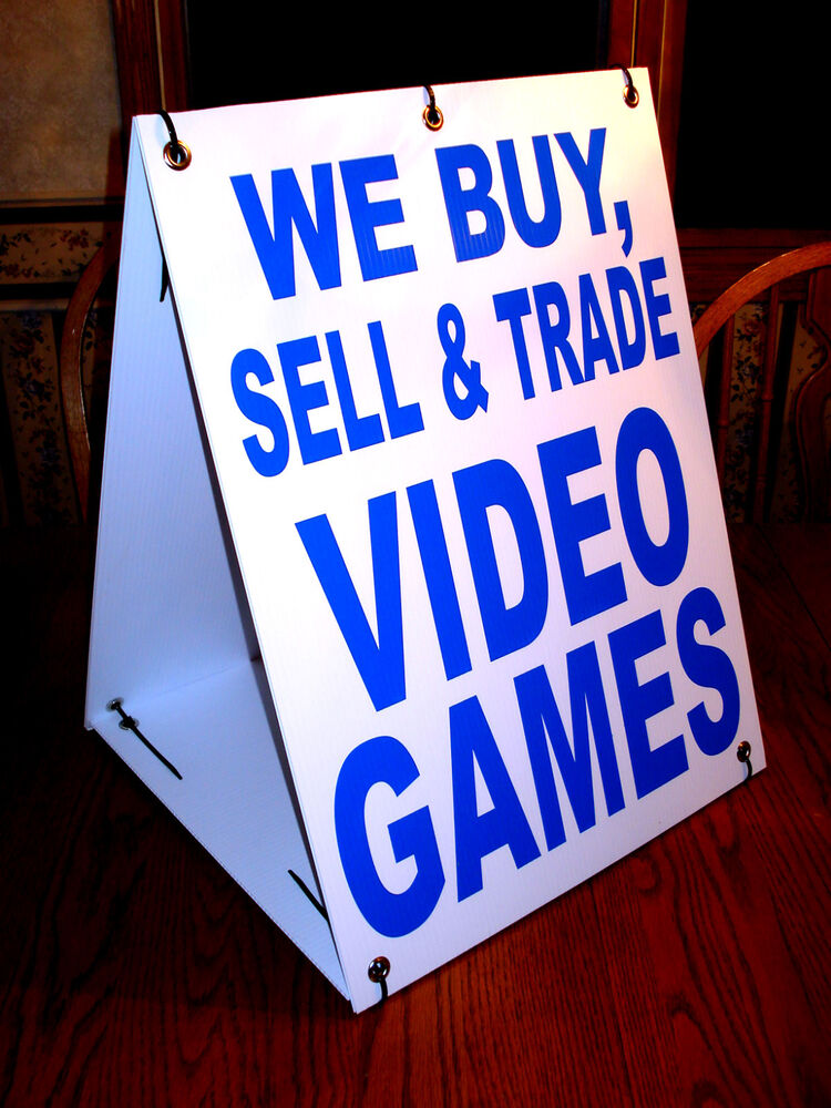 Buy and selling games